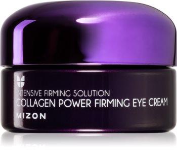 Mizon Intensive Firming Solution Collagen Power συσφικτική κρέμα για τα μάτια ενάντια στις ρυτίδες, το πρήξιμο και τους μαύρους κύκλους