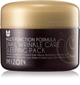 Mizon Multi Function Formula  Snail regenerierende Maske für das Gesicht mit Schneckenextrakt