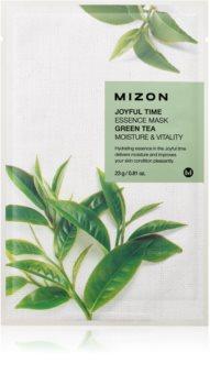 Mizon Joyful Time Zellschichtmaske mit feuchtigkeitsspendender und revitalisierender Wirkung