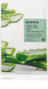 Mizon Joyful Time платнена маска с хидратиращ и изглаждащ ефект