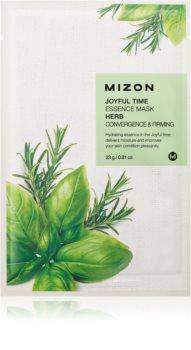 Mizon Joyful Time платнена маска със стягащ ефект