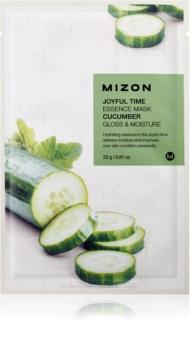 Mizon Joyful Time платнена маска с озаряващ и хидратиращ ефект