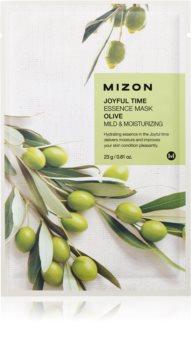 Mizon Joyful Time хидратираща платнена маска