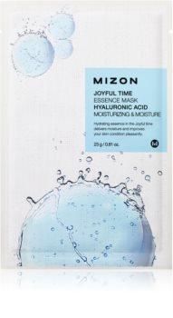 Mizon Joyful Time máscara em folha com efeito hidratante e calmante