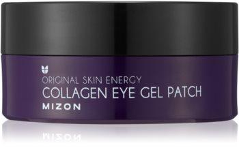 Mizon Original Skin Energy Collagen hidrogel maska za područje oko očiju s kolagenom
