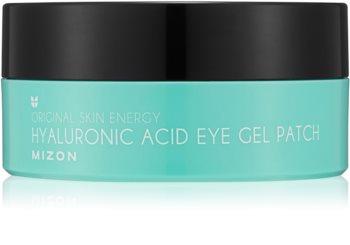 Mizon Hyaluronic Acid Eye Patch feuchtigkeitsspendende Gel-Maske für den Augenbereich mit Hyaluronsäure