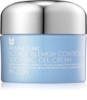 Mizon A.C.Care Solution hydratisierende Gel-Creme für fettige Haut mit Neigung zu Akne