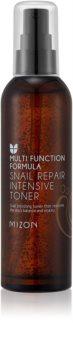Mizon Multi Function Formula  Snail Toner și emulsie cu extract de melc