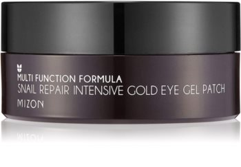 Mizon Multi Function Formula  Snail máscara para olhos contra o inchaço e olheiras com ouro