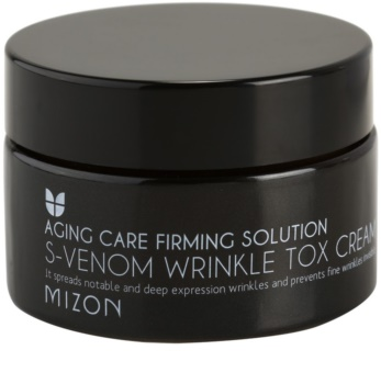 Mizon Aging Care Firming Solution Anti-Wrinkle Cream With Snake Poison