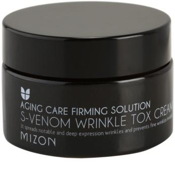 Mizon Aging Care Firming Solution крем против бръчки със змийска отрова