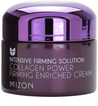 Mizon Intensive Firming Solution Collagen Power zpevňující krém proti vráskám