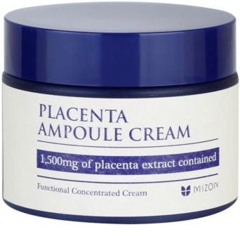 Mizon Placenta Ampoule Cream krém pre regeneráciu a obnovu pleti