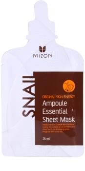 Mizon Original Skin Energy Snail pleťová maska proti vráskám