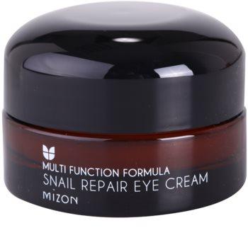Mizon Multi Function Formula  Snail regeneracijska krema za predel okoli oči s polžjim ekstraktom