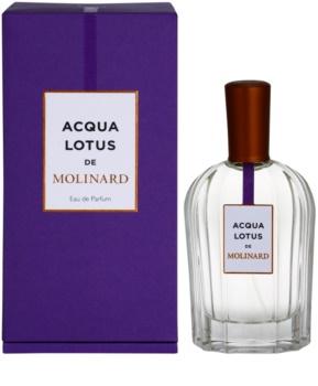 Molinard Acqua Lotus eau de parfum para mujer 90 ml