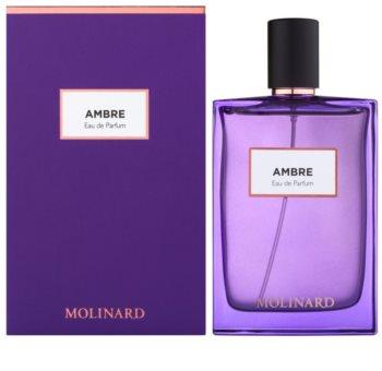 Molinard Ambre Eau de Parfum pour femme