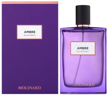 Molinard Ambre Eau de Parfum voor Vrouwen