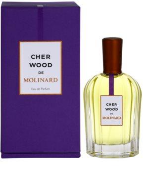 Molinard Cher Wood eau de parfum unissexo