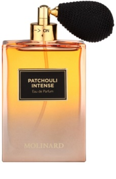 Molinard Patchouli Intense Eau de Parfum hölgyeknek