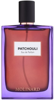 Molinard Patchouli Eau de Parfum para mulheres