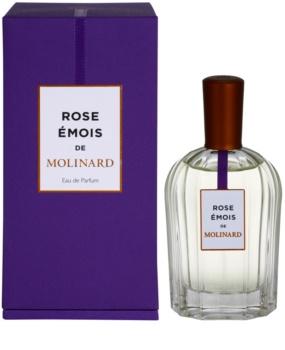 Molinard Rose Emois eau de parfum para mulheres 90 ml