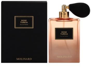 Molinard Rose Turkia eau de parfum para mujer