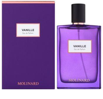 Molinard Vanille Eau de Parfum hölgyeknek