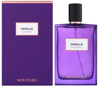 Molinard Vanille eau de parfum para mujer