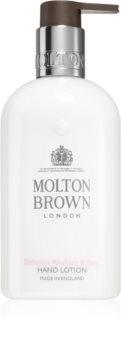 Molton Brown Rhubarb&Rose feuchtigkeitsspendende Milch für die Hände