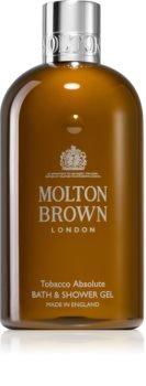Molton Brown Tobacco Absolute parfümös tusfürdő