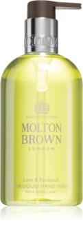 Molton Brown Lime&Patchouli flüssige Seife für die Hände