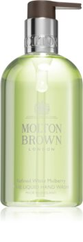 Molton Brown Refined White Mulberry gyengéd folyékony szappan