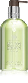 Molton Brown Refined White Mulberry sapun lichid delicat pentru maini