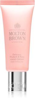 Molton Brown Rhubarb&Rose crème mains