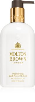 Molton Brown Oudh Accord&Gold feuchtigkeitsspendende Milch für die Hände