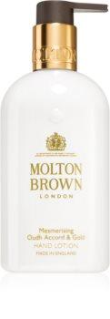Molton Brown Oudh Accord&Gold hidratáló kézkrém