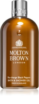 Molton Brown Re-charge Black Pepper erfrischendes Duschgel