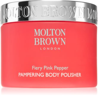 Molton Brown Fiery Pink Pepper Reinigungskörperpeeling