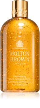 Molton Brown Oudh Accord&Gold osvěžující sprchový gel