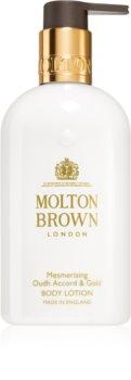 Molton Brown Oudh Accord&Gold hydratační tělové mléko