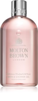 Molton Brown Rhubarb&Rose освежаващ душ гел