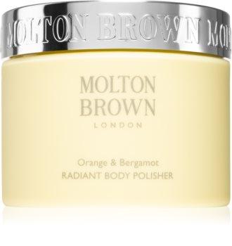 Molton Brown Orange&Bergamot exfoliant pentru corp