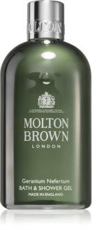 Molton Brown Geranium Nefertum osvěžující sprchový gel