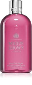 Molton Brown Fiery Pink Pepper żel pod prysznic