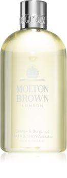 Molton Brown Orange&Bergamot zklidňující sprchový gel