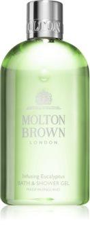 Molton Brown Eucalyptus energizující sprchový gel