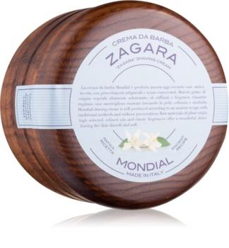 Mondial Luxury Wooden Bowl krema za brijanje