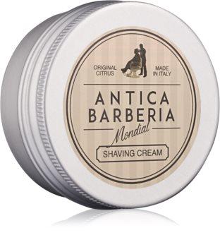 Mondial Antica Barberia Original Citrus crème à raser