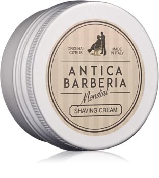 Mondial Antica Barberia Original Citrus крем за бръснене